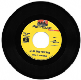 Friday riddim: Shuga ft Gentleman - Let Me Ease Your Pain  (Penthouse / Buyreggae) 7""